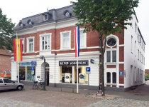 Abbildung altes Amtsgericht Bad Bramstedt